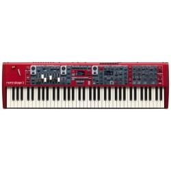NORD STAGE 3 COMPACT PIANOFORTE DIGITALE 73 TASTI SEMIPESATI