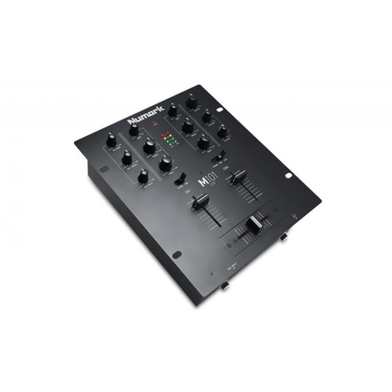 NUMARK M101USB MIXER DJ 2 CANALI USB