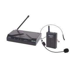 EIKON WM101HV2 RADIOMICROFONO HEADSET UHF