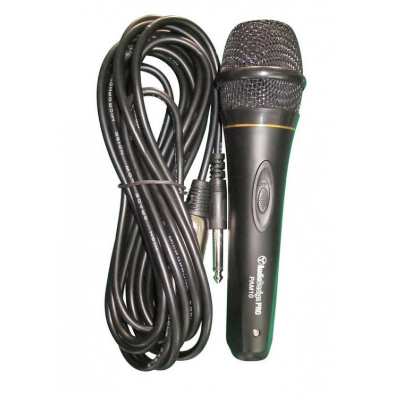 AUDIODESIGN PAM 10 MICROFONO DINAMICO