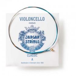 JARGAR JA3001 BLU CORDA LA PER VIOLONCELLO