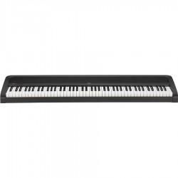 KORG B2n PIANOFORTE ELETTRICO 88 TASTI SEMIPESATI NERO