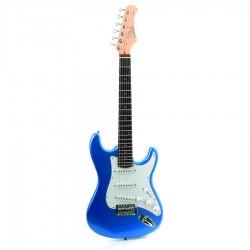 EKO S100 CHITARRA ELETTRICA 3/4 METALLIC BLUE