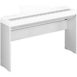 YAMAHA L85 WH STAND PER PIANO YAMAHA SERIE P COLORE BIANCO