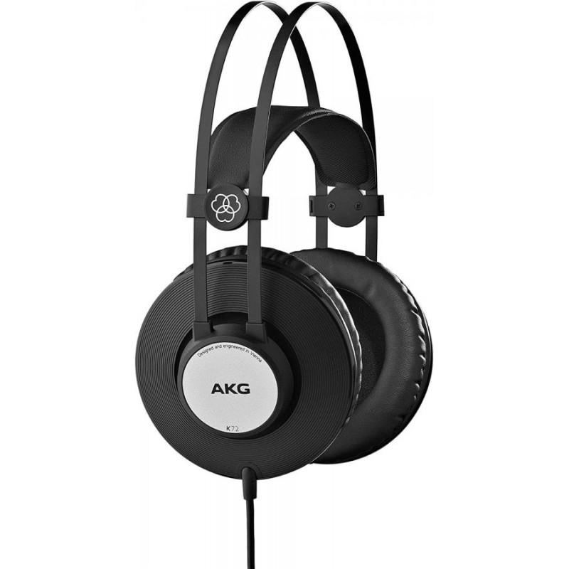 AKG K72 CUFFIA  MONITOR CHIUSA OVER-EAR NERA