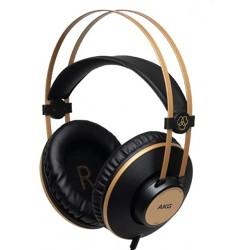 AKG K92 CUFFIA  MONITOR CHIUSA OVER-EAR NERA