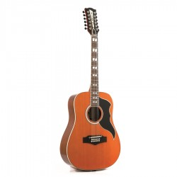 EKO RANGER XII VR NATURAL TOP STAINED ACUSTICA 12 CORDE