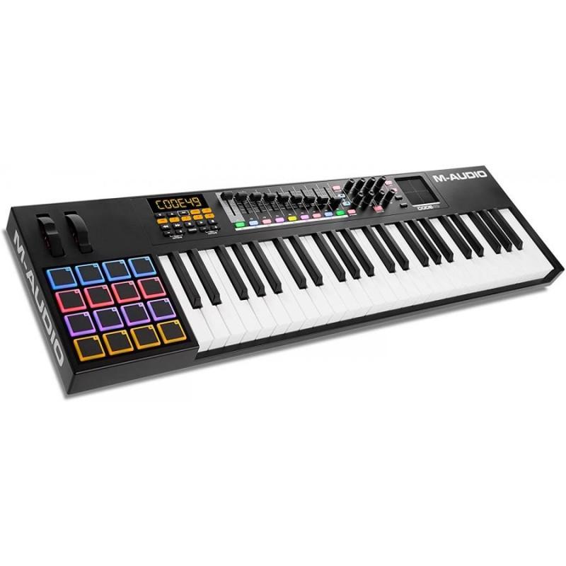 M-AUDIO CODE49 CONTROLLER MIDI USB
