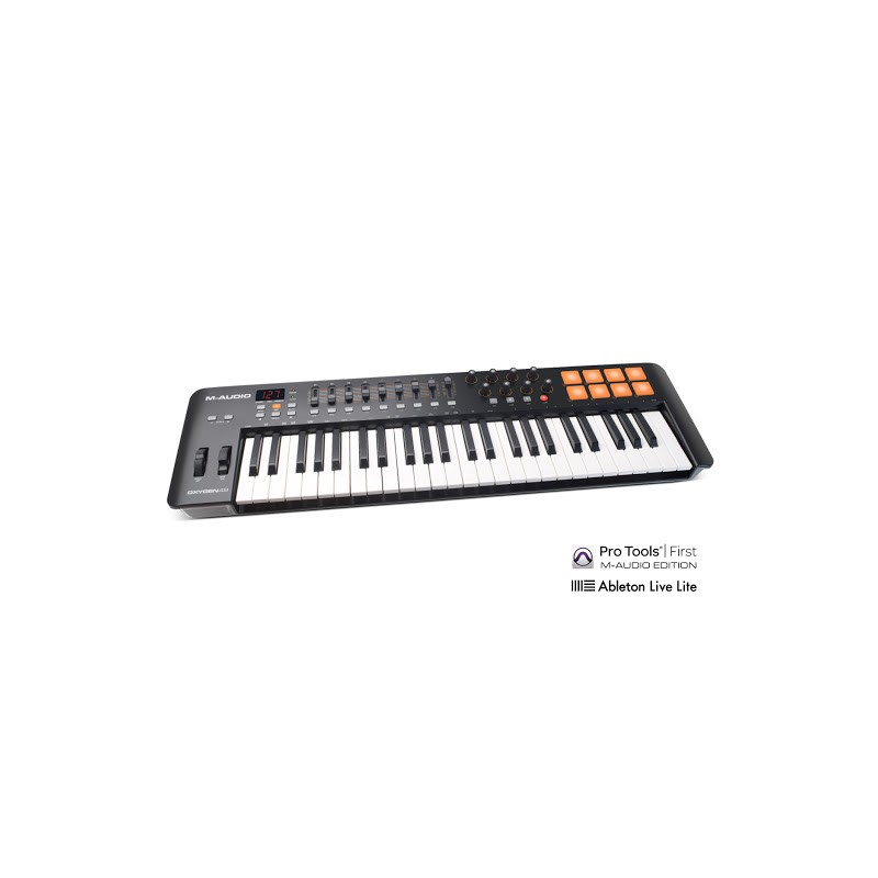 M-AUDIO OXYGEN49 4th GEN CONTROLLER USB
