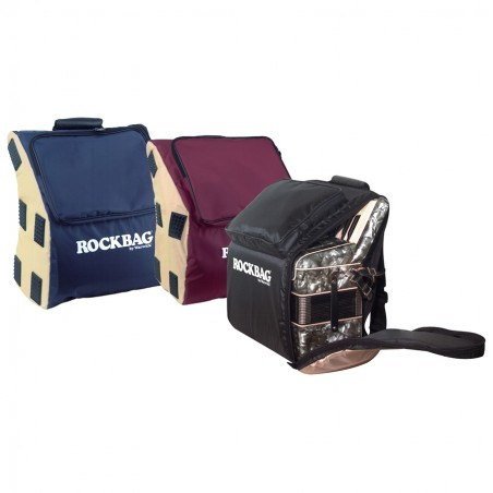 ROCKBAG RB25140BBE DELUXE CUSTODIA FISA 37/96 BASSI
