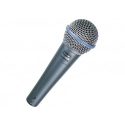 SHURE BETA58A Microfono Dinamico Supercardiode per Voce