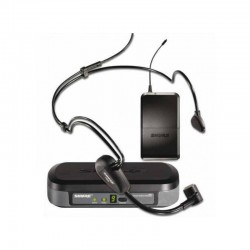 SHURE BLX14E/P31 RADIOMICROFONO HEADSET