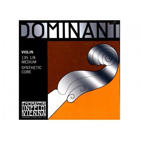 THOMASTIK 135  DOMINANT CORDE X VIOLINO muta completa