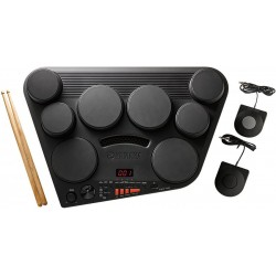 YAMAHA DD75  BATTERIA ELETTRONICA 8 TOUCH PAD