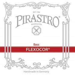 PIRASTRO FLEXOCORE MUTA DI CORDE PER CONTRABASSO 3/4-4/4