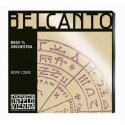 THOMASTIK BELCANTO BC600 MUTA ORCHESTRAL C.BASSO 3/4-4/4