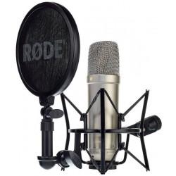 RODE NT1A COMPLETE VOCAL BUNDLE