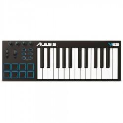 ALESIS V25 CONTROLLER 25 TASTI USB