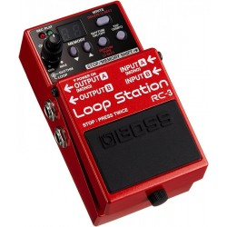 BOSS RC3 PEDALIERA LOOPSTATION