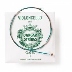JARGAR JA3011 VERDE CORDA RE X VIOLONCELLO DOLCE