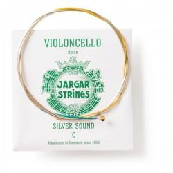 JARGAR JA3013 VERDE CORDA DO X VIOLONCELLO DOLCE