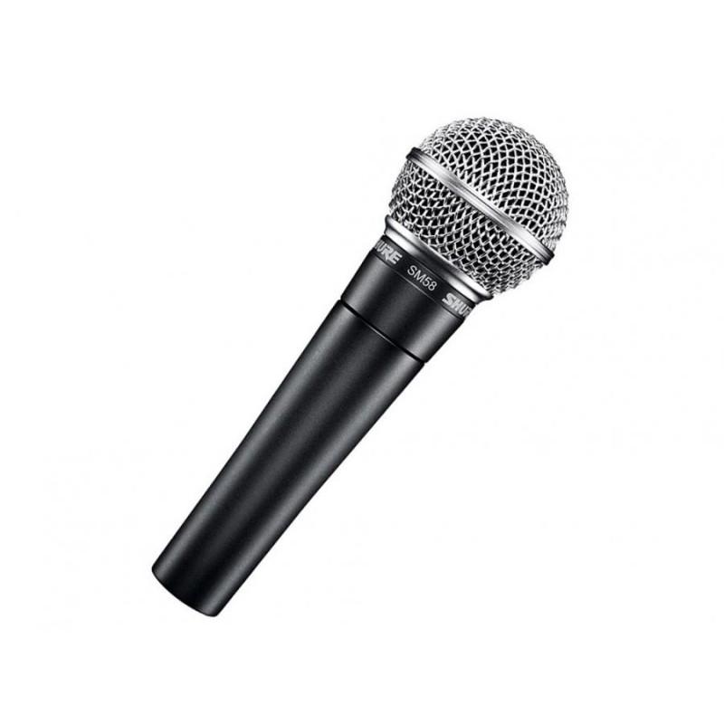 SHURE SM58 MICROFONO DINAMICO CARDIOIDE PER VOCE