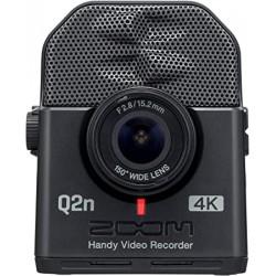 ZOOM Q2n-4K VIDEOCAMERA 4K CON MICROFONO STEREO XY E WEBCAM