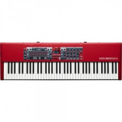 NORD ELECTRO 6 HP  PIANOFORTE DIGITALE 73 TASTI PESATI