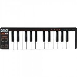 AKAY LPK25 TASTIERA MIDI USB 25 TASTI MINI