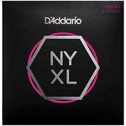 D\'ADDARIO NYXL0942 X ELETTRICA 0.09-0.42